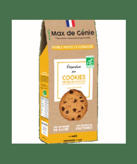 COOKIES PEPITE DE CHOCOLAT MAX DE GENIE