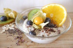LES BOWL CAKES ET LES MUESLIS A INDICE GLYCEMIQUE BAS Les recettes de Al'Origin... une alimentation saine,sportive et idéale pour les diabétiques.