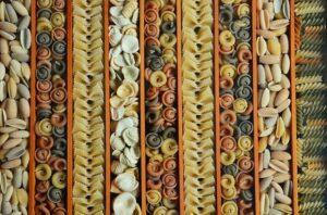 Les pâtes idéales pour l'alimentation IG bas. FIBERPASTA vendue chez Al'Origin.