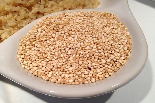 Bol de quinoa Pad Thai