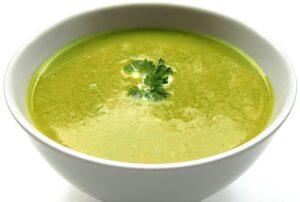 Les soupes... Gourmandes mais Ig bas bien-sûr.