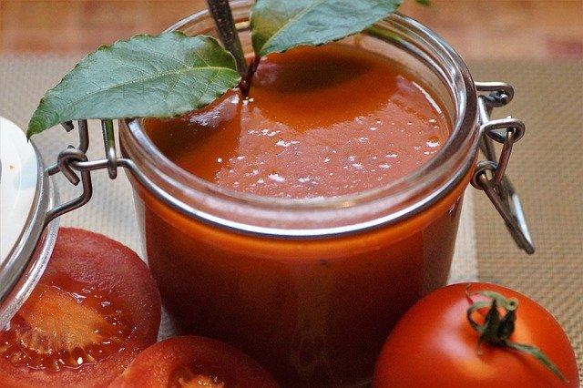 Le Potage aux tomates fraîches...Les soupes... Gourmandes mais Ig bas bien-sûr.