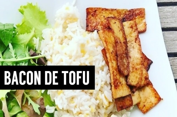 Bacon de Tofu