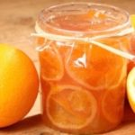 Confiture aux oranges