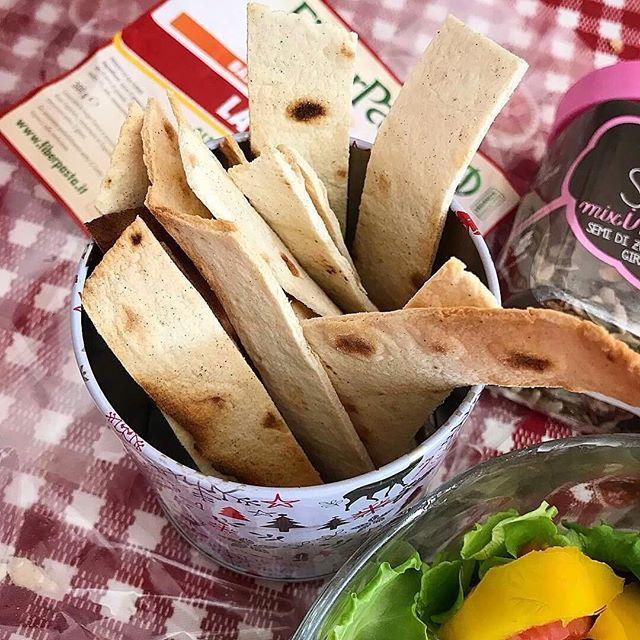 Piadina fiberpasta vendue par Al'Origin.fr @healthydietdiary95