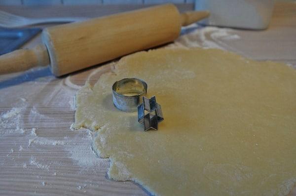 Pâte brisée à la farine Fiberpasta Ig bas