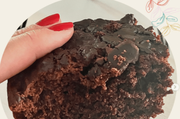 Gâteau Chocolat/Courgette - Farine Fiberpasta IG 29 - Vendu chez al-origin.fr