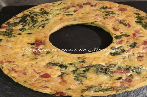 La Quiche Sans Pâte - Farine Fiberpasta IG 29 - Vendu chez al-origin.fr