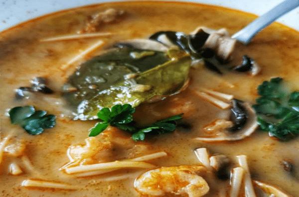 La Soupe Thaï - Spaghetti Fiberpasta IG 23 - Vendu chez al-origin.fr