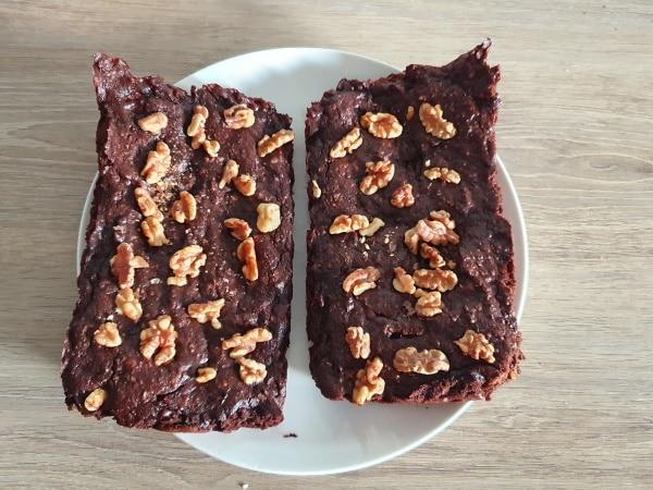 Le Brownie Surprenant - Déliscure bio IG 11,9 - Vendu chez al-origin.fr
