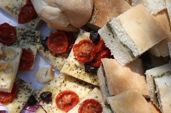 Les Focaccia, piadina et pâtes ig bas vendues chez Al'Origin.fr