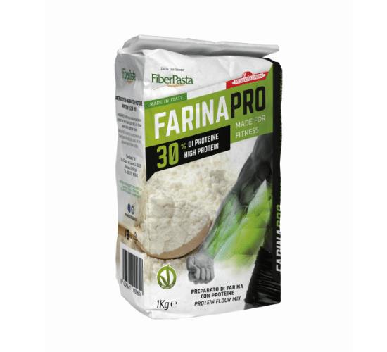 FARINEPRO FIBERPASTA - ig bas et protéinée. Vendue chez Al'Origin.fr