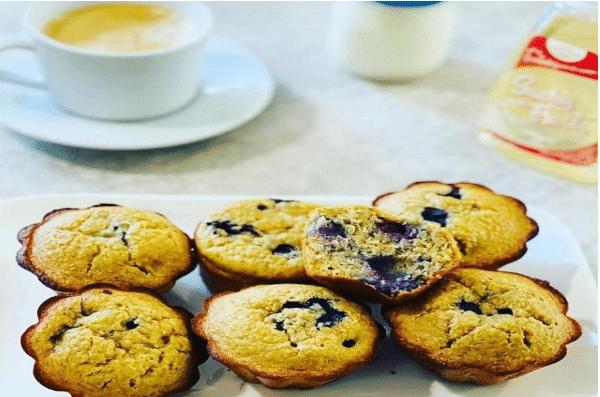Les Muffins Aux Myrtilles - Délisucre IG 11,9 - Vendu chez al-origin.fr