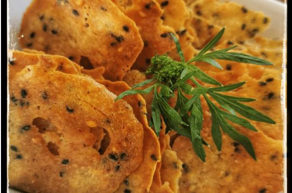 Les Chips Craquantes - Farine Fiberpasta IG29 - Vendu chez al-origin.fr